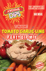 Small Dip Mix
